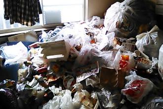 もちろんゴミ屋敷の片付け、処分、清掃もお任せ!!
